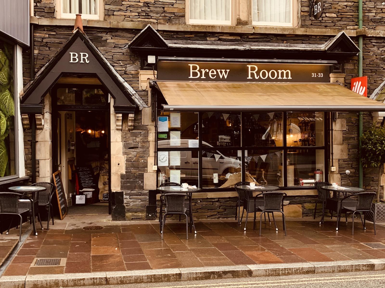 Brew Room Windermere
